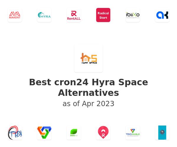 Best cron24 Hyra Space Alternatives