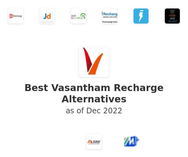 Best Vasantham Recharge Alternatives