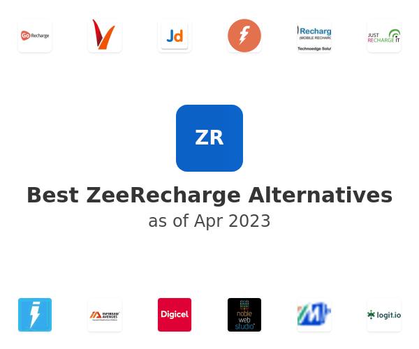 Best ZeeRecharge Alternatives
