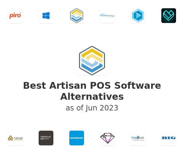 Best Artisan POS Software Alternatives