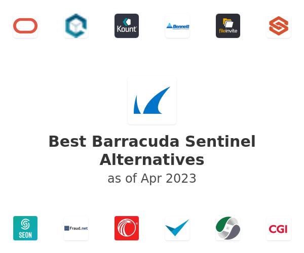 Best Barracuda Sentinel Alternatives
