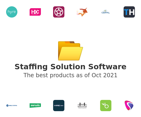Staffing Solution Software