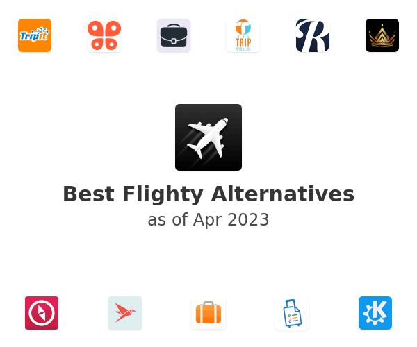 Best Flighty Alternatives