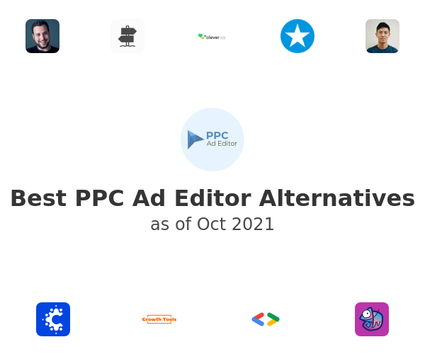Best PPC Ad Editor Alternatives