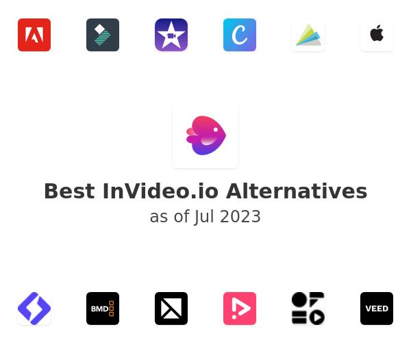 Best InVideo.io Alternatives