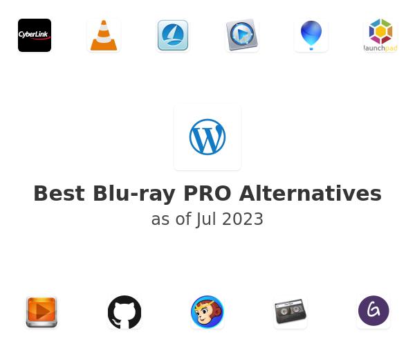 Best Blu-ray PRO Alternatives