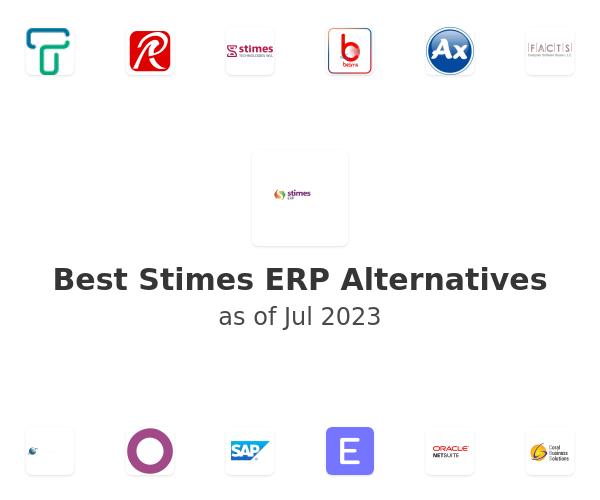 Best Stimes ERP Alternatives