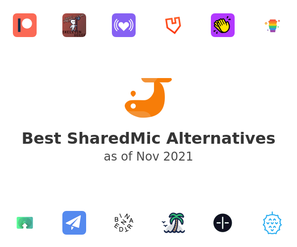 Best SharedMic Alternatives