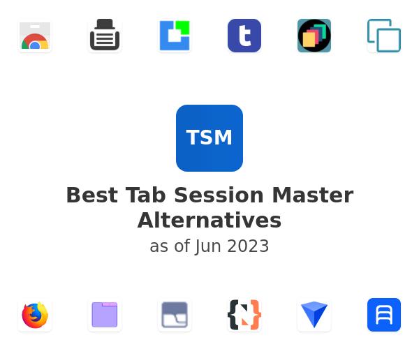 Best Tab Session Master Alternatives
