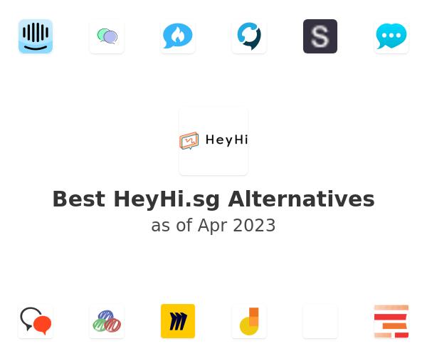 Best HeyHi.sg Alternatives