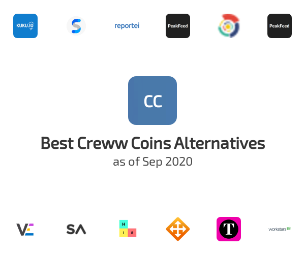 Best Creww Coins Alternatives