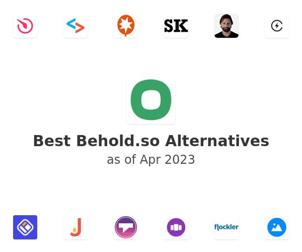 Best Behold.so Alternatives