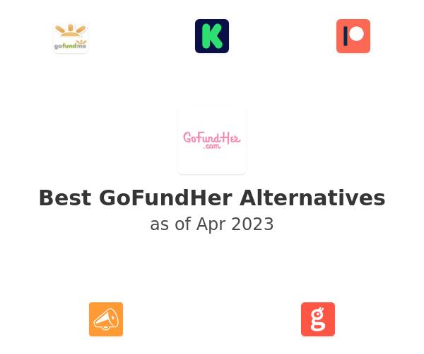 Best GoFundHer Alternatives