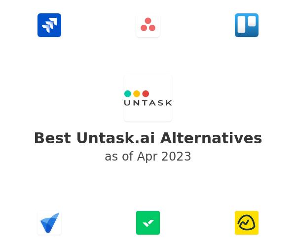 Best Untask.ai Alternatives