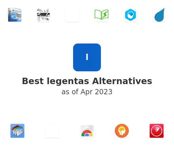 Best legentas Alternatives