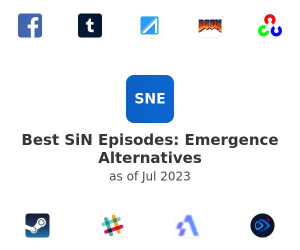 Best SiN Episodes: Emergence Alternatives