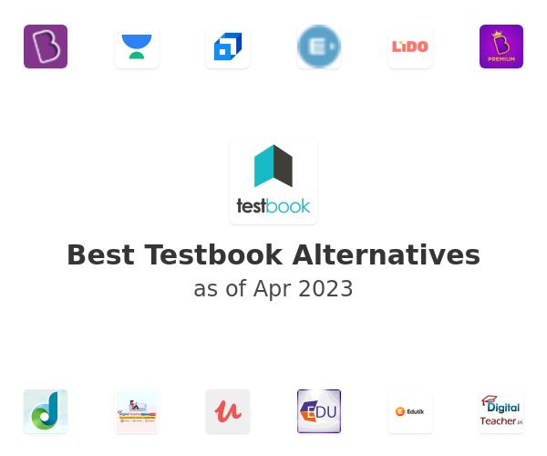 Best Testbook Alternatives