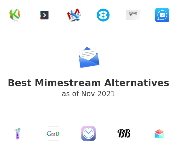 Best Mimestream Alternatives