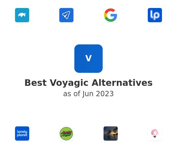 Best Voyagic Alternatives