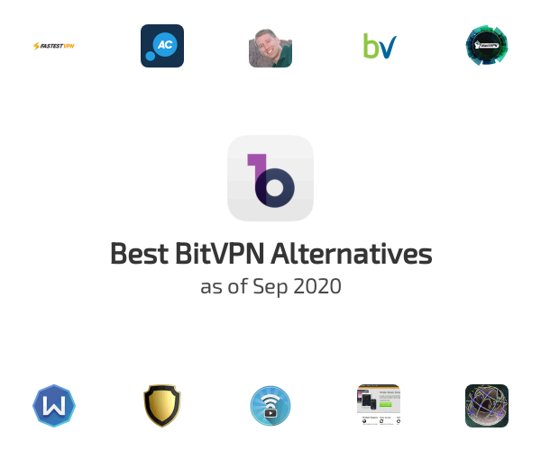 Best BitVPN Alternatives