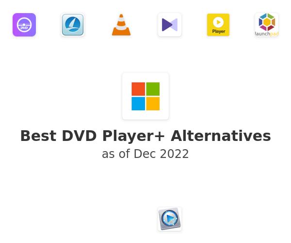 Best DVD Player+ Alternatives