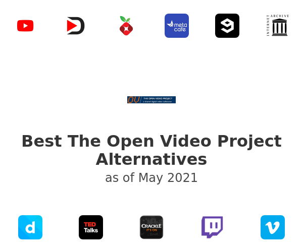 Best The Open Video Project Alternatives