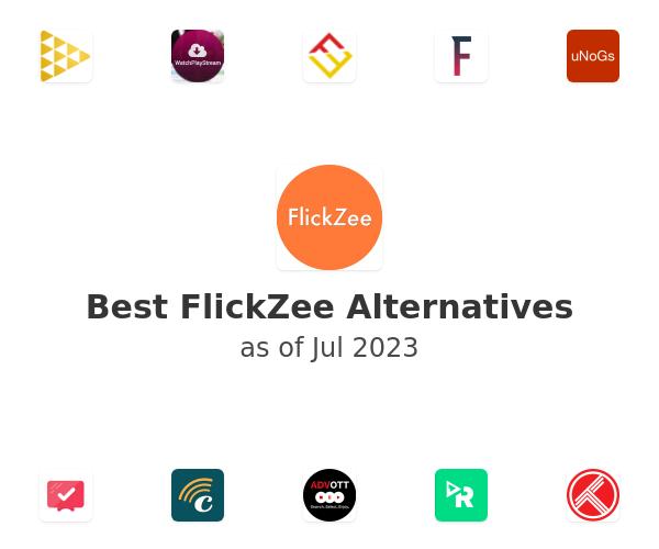 Best FlickZee Alternatives