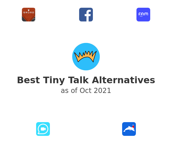 Best Tiny Talk Alternatives