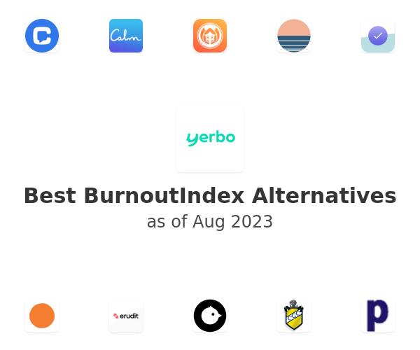 Best BurnoutIndex Alternatives