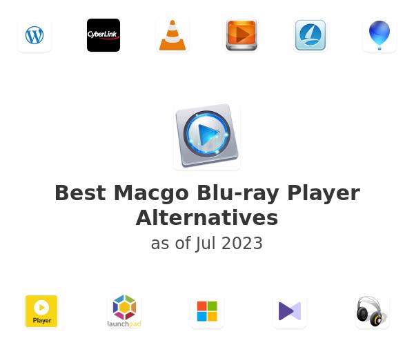 Best Macgo Blu-ray Player Alternatives