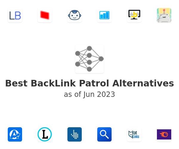 Best BackLink Patrol Alternatives