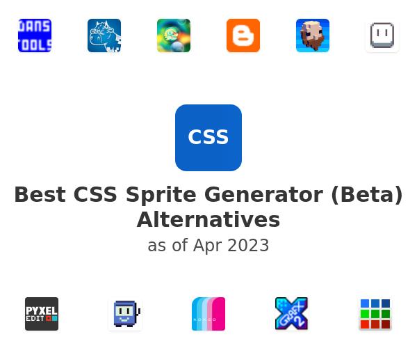 Best CSS Sprite Generator (Beta) Alternatives
