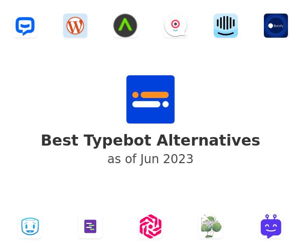 Best Typebot Alternatives