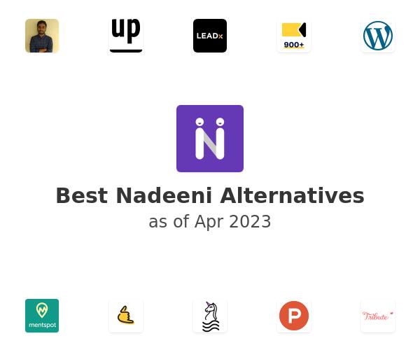 Best Nadeeni Alternatives