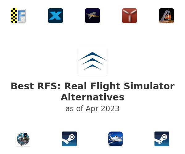 Best RFS: Real Flight Simulator Alternatives