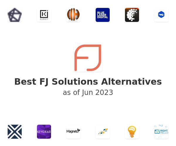 Best FJ Solutions Alternatives