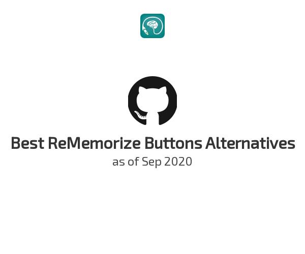 Best ReMemorize Buttons Alternatives