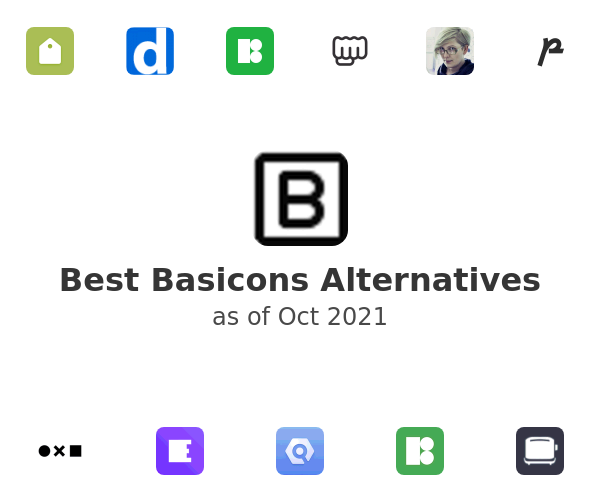Best Basicons Alternatives
