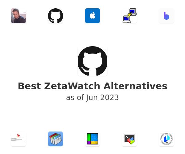 Best ZetaWatch Alternatives