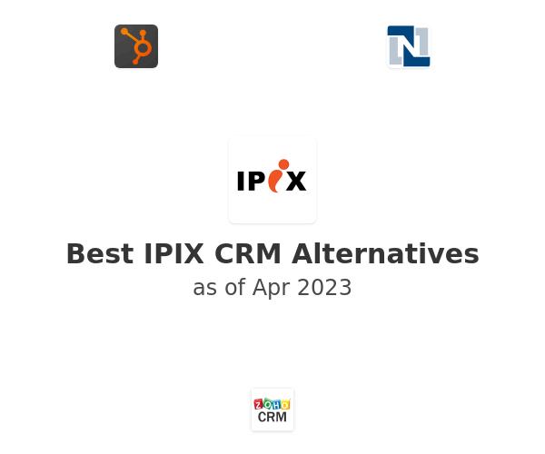 Best IPIX CRM Alternatives