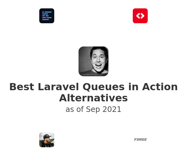 Best Laravel Queues in Action Alternatives