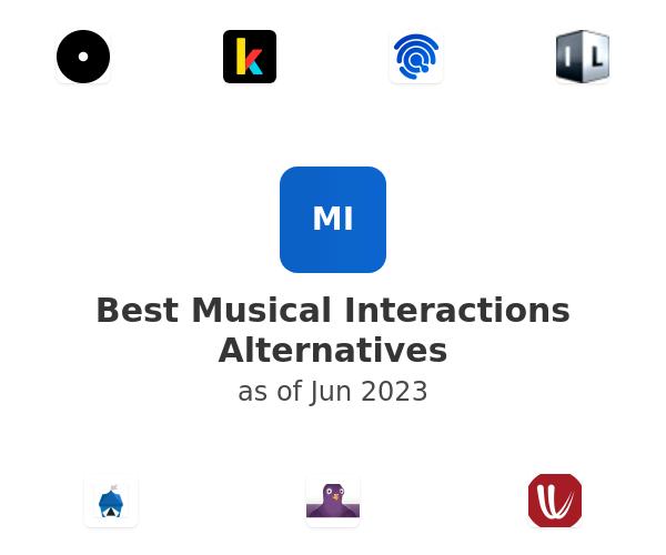 Best Musical Interactions Alternatives
