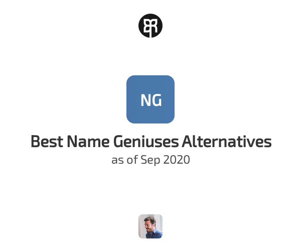 Best Name Geniuses Alternatives