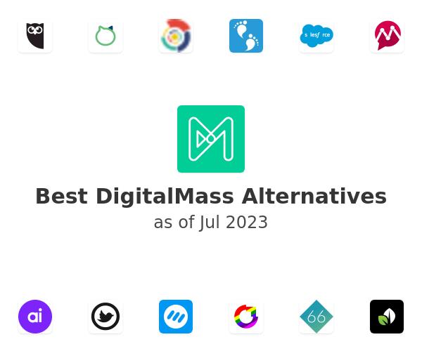 Best DigitalMass Alternatives