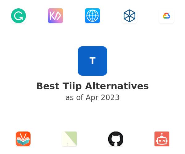 Best Tiip Alternatives