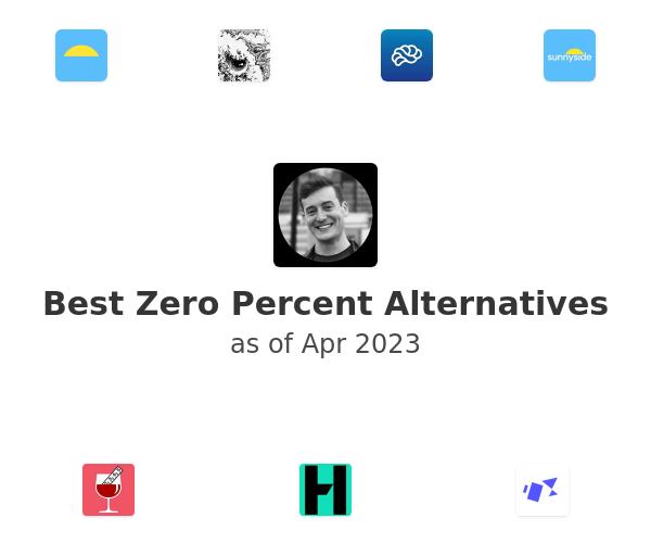 Best Zero Percent Alternatives
