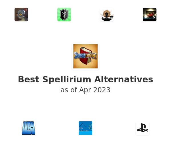 Best Spellirium Alternatives