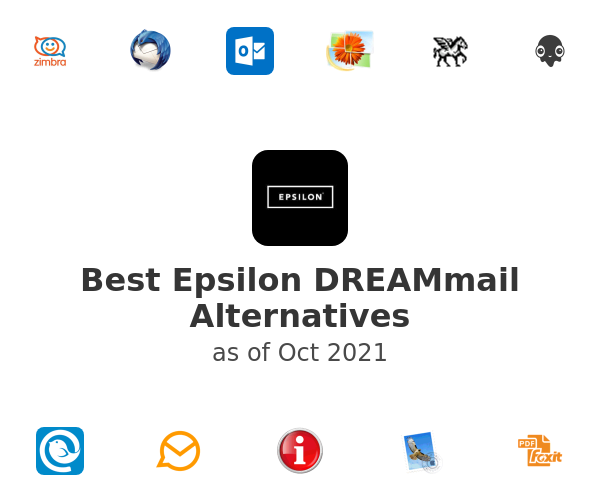 Best Epsilon DREAMmail Alternatives