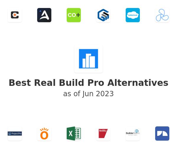 Best Real Build Pro Alternatives