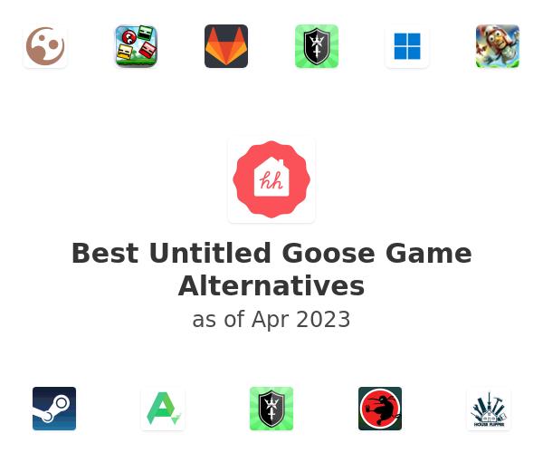 Best Untitled Goose Game Alternatives